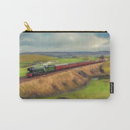 The Flying Scotsman Locomotive Carry-All Pouch