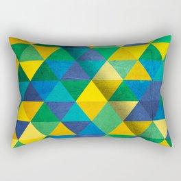 Geometric - BR II Rectangular Pillow