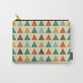 Lovely geometric Pattern VII Carry-All Pouch