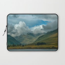 Cloudy afternoon in Connamara Laptop Sleeve