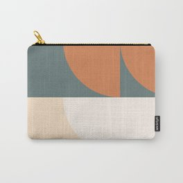 Abstract Geometric 02 Carry-All Pouch