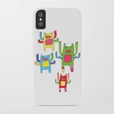 Monsters Slim Case iPhone X