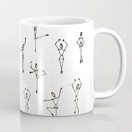 Dance ballerina dance Coffee Mug