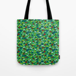 Brick by Brick Tote Bag