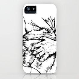 Grab it iPhone Case