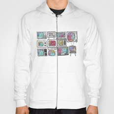 colour tv Hoody