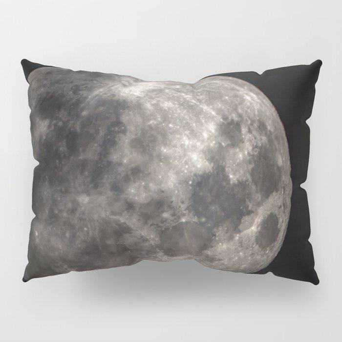Full Harvest moon Pillow Sham