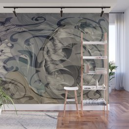Moneta Wall Mural