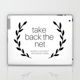 Take Back the Net. Laptop & iPad Skin