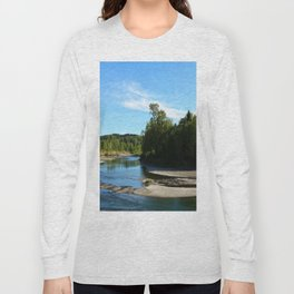 Quillayute River Long Sleeve T-shirt