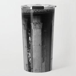 Temple of Vesta Rome Italy Travel Mug