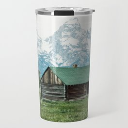 Teton Cabin Travel Mug