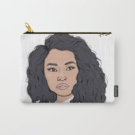 Minaj Carry-All Pouch