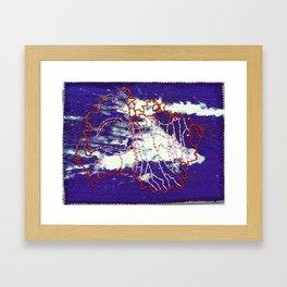 Sennen Phonecian Framed Art Print