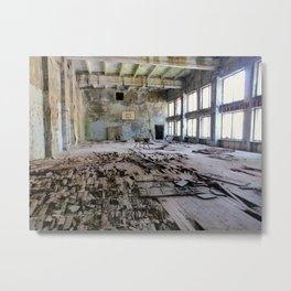 Around the world in 30 photos  Metal Print