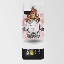 Mellow Mallow - Meditation Marshmallow Android Card Case