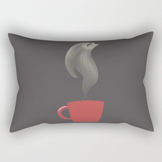I am ready Rectangular Pillow