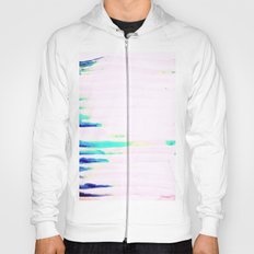 Colorful Seaside Stripes Hoody
