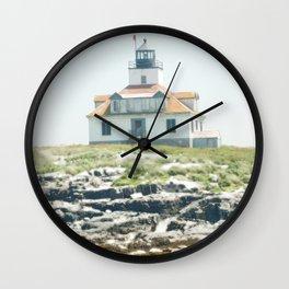 Lighhouse photography Wall Clock