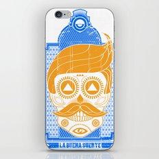 LA BUENA SUERTE II iPhone Skin