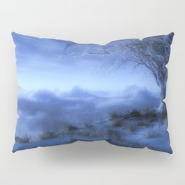 At World's Edge (Winter) Pillow Sham
