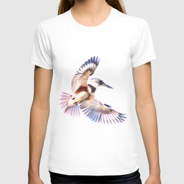 Colorful Kingfisher T-shirt