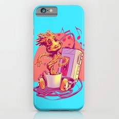 GROOVIN' THROUGH THE GALAXY iPhone 6 Slim Case