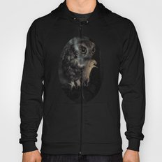 The Owl and the Mouse Hoody
