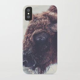 Into the eye iPhone Case