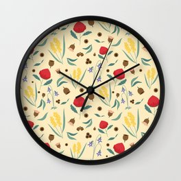 Australiana Wall Clock