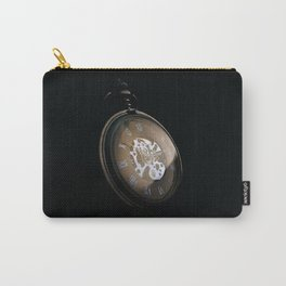 vintage clock_22 Carry-All Pouch