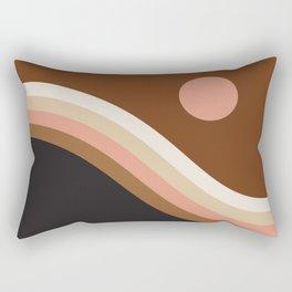 Neopolitan Hillside Rectangular Pillow