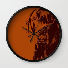 Dude Wall Clock