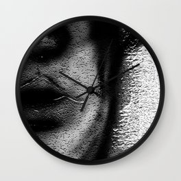 Around The Easter Islands Wall Clock