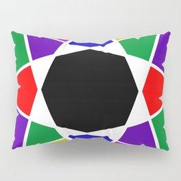 Compass abstract Pillow Sham