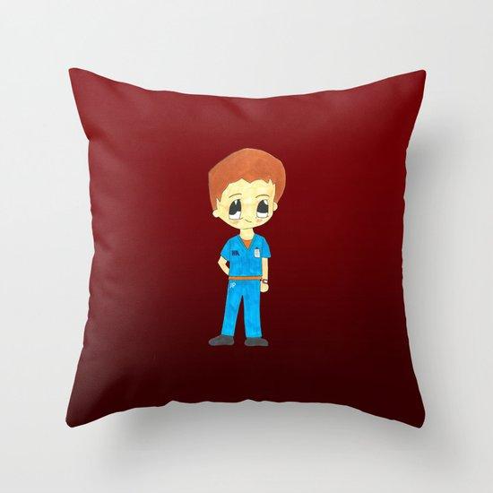 MiniToni Throw Pillow