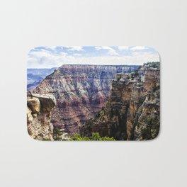 Grand Canyon South Rim Bath Mat