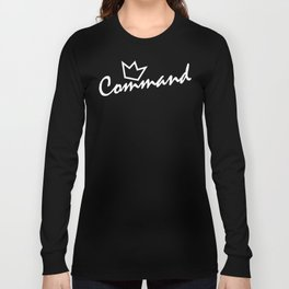 Command. Long Sleeve T-shirt