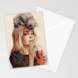 Addicted to Love Stationery Cards