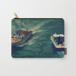 Venice, Grand Canal 3 Carry-All Pouch
