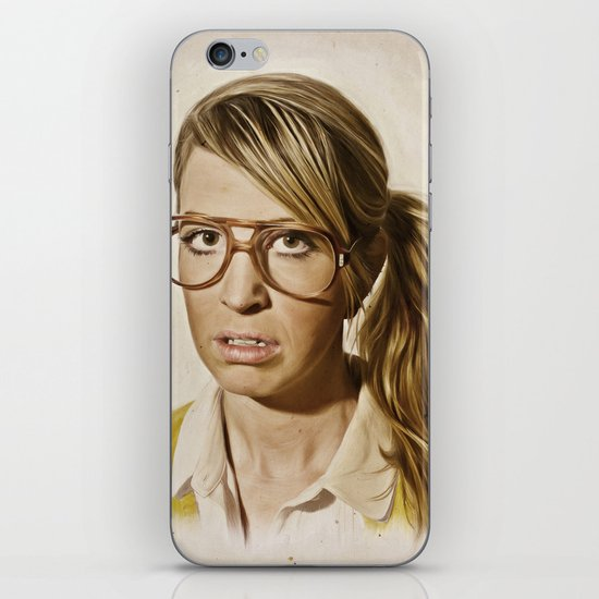 i.am.nerd. : Lizzy iPhone & iPod Skin