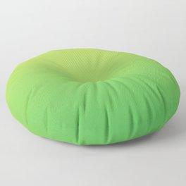 Lemon Lime Floor Pillow