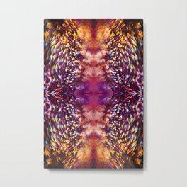 Rainbow Optics Metal Print