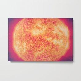 Sun Eater Metal Print