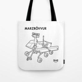 MARZRÖVVUR Tote Bag