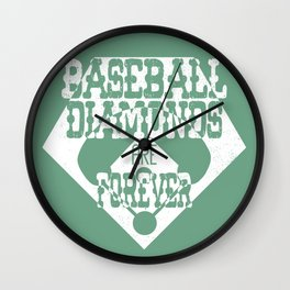 A Gem of a Game Wall Clock
