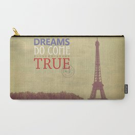 Dreams Do Come True Carry-All Pouch