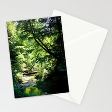 River Run Hike Stationery Cards