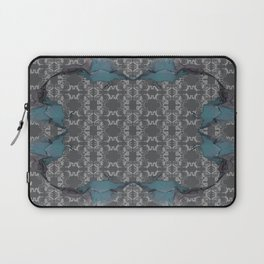 The Kingfisher - Teals Laptop Sleeve