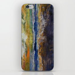 California Waves iPhone Skin